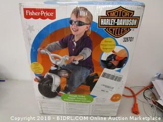Kids Harley Davidson Riding Toy