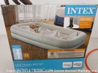 Kidz Travel Bed Set
