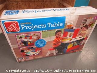 Kids Project Table
