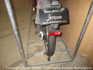 Jetson Eco-Friendly Electric Bike-Magenta Pink (Retail $2,000.00)