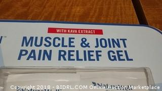 Muscle & Joint Pain relief Gel