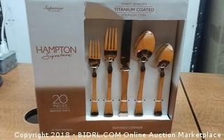 Hampton Signature Refined Copper