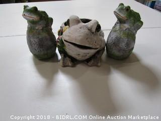 Frogs Decor