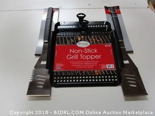 Non Stick Grill Topper