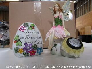 Fairy Solar Decor