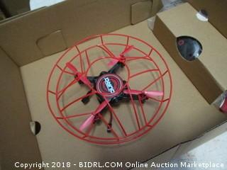 Aura Telekinetic Drone with Glove Controller
