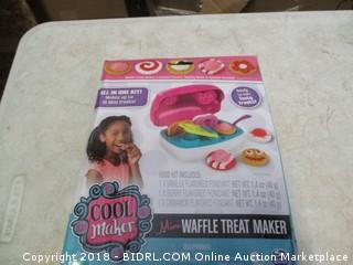 Waffle Treat Maker