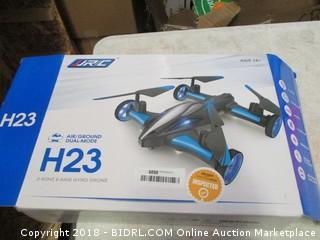 JJR/C Air/Ground Dual Mode H23 Gyro Drone