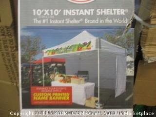 Instant Shelter Canopy