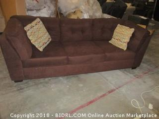 Sofa MSRP $1000.00/ Spot on Back See Pictures