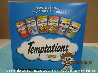 Cats temptations