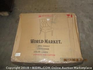 World Market Chair