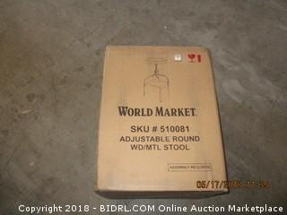 World Market Stool