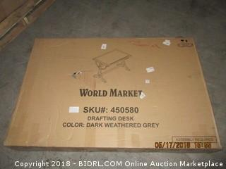 World Market Drafting Desk