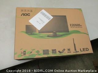 LED 20 Class Monitor