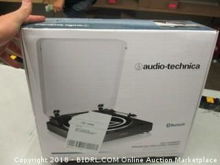 Wireless Belt Drive Stereo Turntable