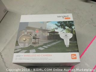 Sengled Snap Wireless HD Camera- Account Locked