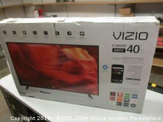 "Vizio 40"" HDTV E Series"