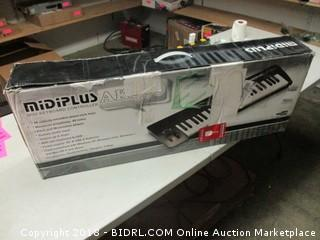 Midi Plus Keyboard