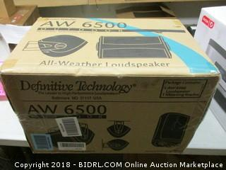 All Weather Loudspeaker