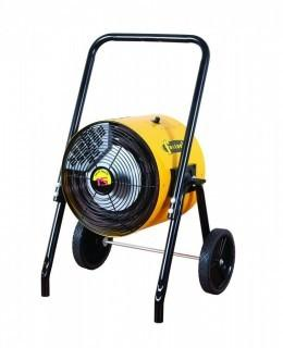 TPI Corporation FES15203A Heat Wave Portable Electric Salamander, Three Phase, 15kW, 208V (Retail $562.00)