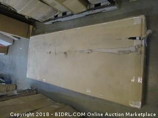 Lund 969558 Black Hard Fold Tonneau Cover (Retail $550.00)