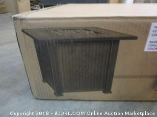 """Bond Rockwell 68156 Gas Fire Table, 30"""" (Retail $205.00)"""