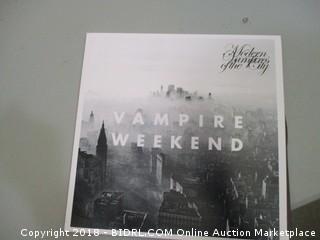 Vampire Weekend Record