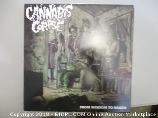 Cannabis Corpse Record
