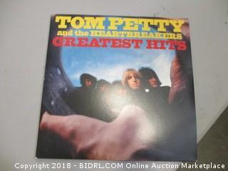 Tom Petty Record