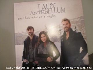 Lady Antebellum Record