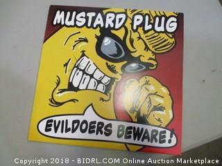 Mustard Plug Record