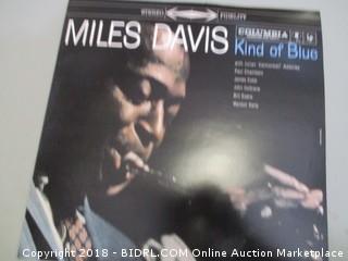 Miles Davis Record