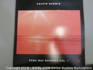 Calvin Harris Record