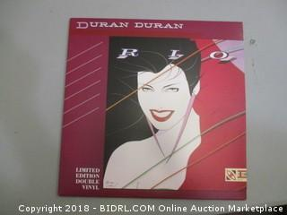 Duran Duran Record