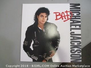 Michael Jackson Record