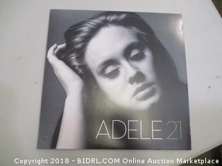 Adele 21 Record
