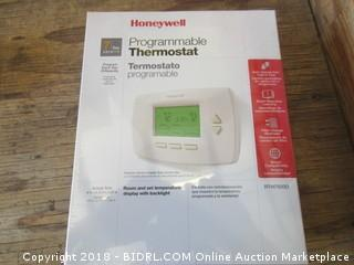 Honeywell Programmable Thermostat