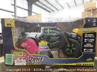 Power Drive R/C Vehicle