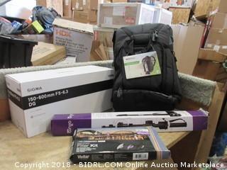 Camera Accessories - Lends, Bag, Etc.
