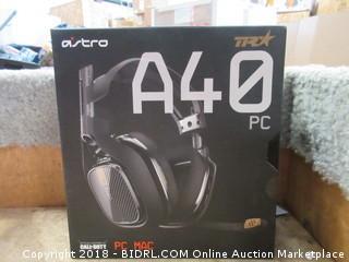Astro A40 Headphones