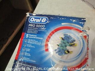 Oral-B Pro 5000 Toothbrush