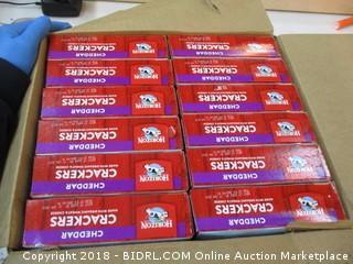 Horizon Cheddar Crackers
