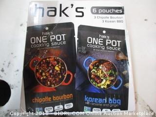 hak's One Pot Cooking Sauce