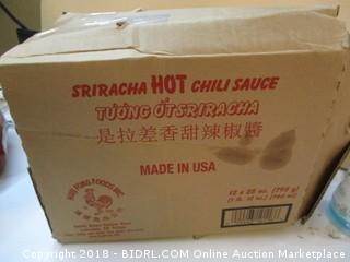 Siracha Hot Chili Sauce