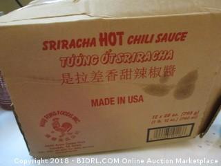 Sriacha Hot Chili Sauce