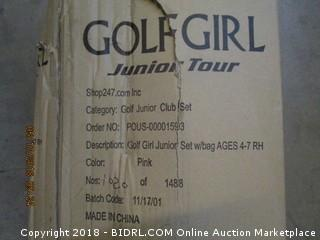 Gplf Girl Junior Tour