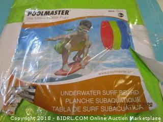 Poolmaster Underwater Surf Board