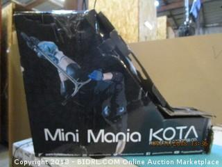 Mini Mania KOTA  Mini HIC Compression