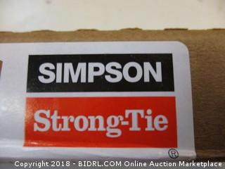 Simpson Strong Tie Strap Ties